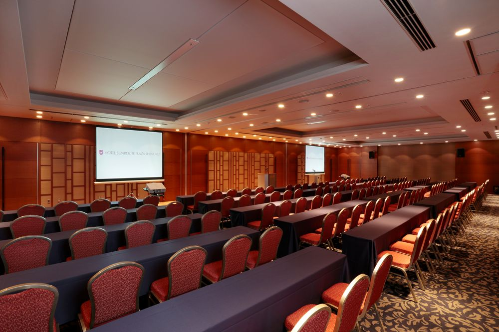 FUYO main conference room