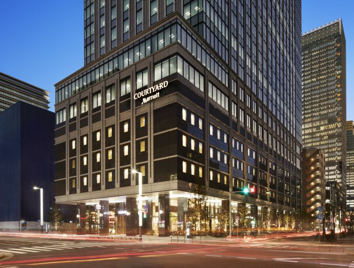 Courtyard by Marriott Tokyo Station2