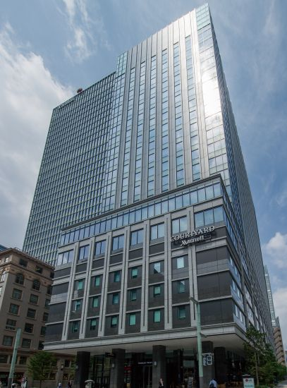 Courtyard by Marriott Tokyo Station1
