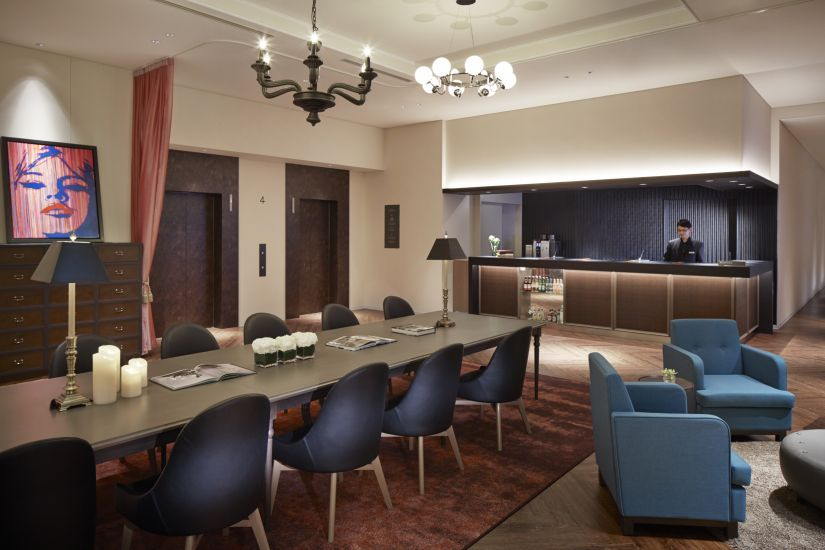 Courtyard by Marriott Tokyo Station4
